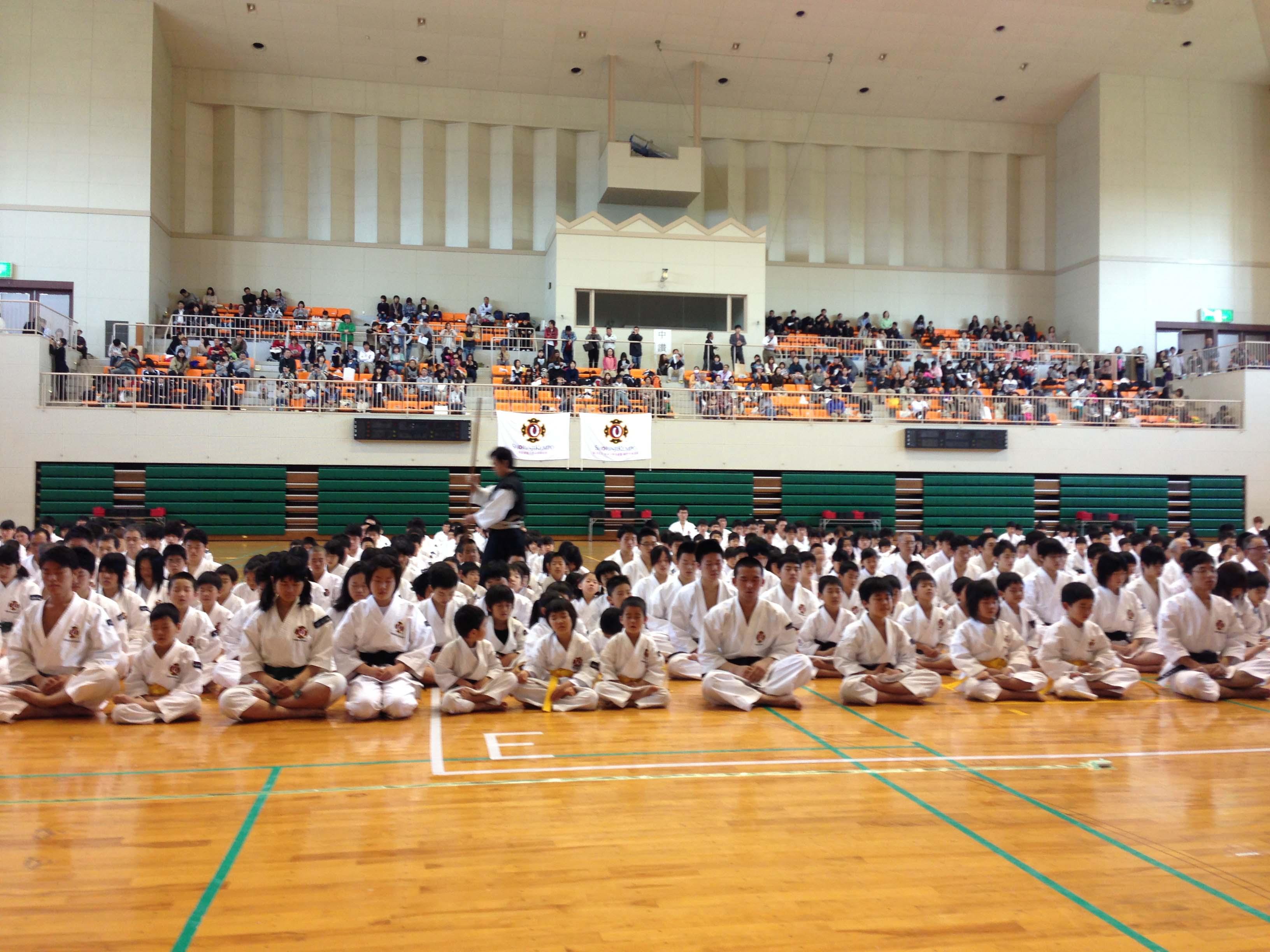 少林寺香川県大会2